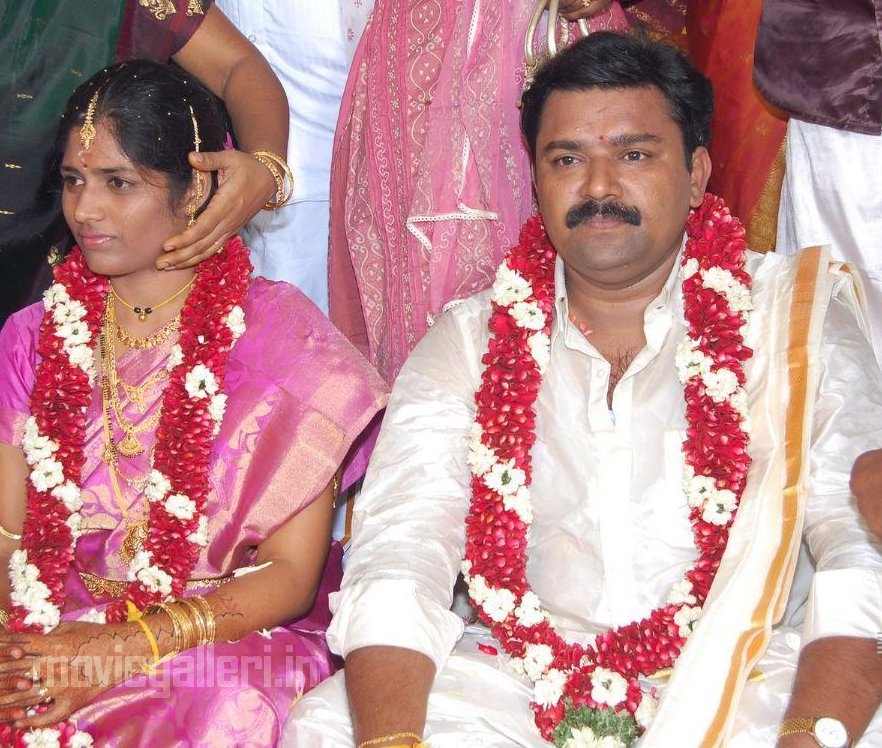 Neeya Naana Gopinath Marriage Stills