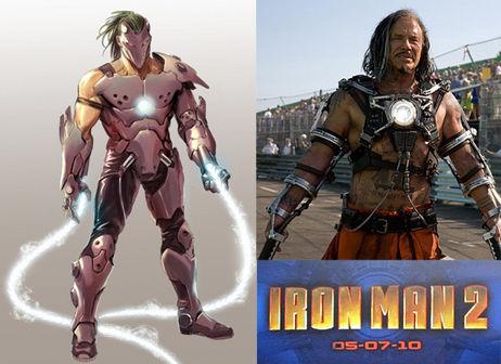 Iron Man 23