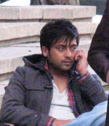 Surya at Maatran Onlocation