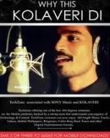Why This Kolaveri song poster