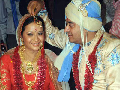 ReemaSen marriage photo