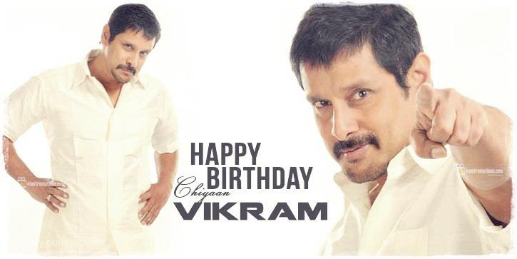 Happy Birthday Vikram