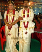 Rambha Wedding Pictures