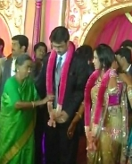 Durai Dayanidhi Marriage