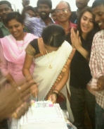 Saranya Mohan Birthday