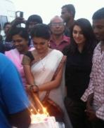 Saranya Mohan & Hansika