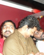 Vijay at Premji Amaren's Birthday Party