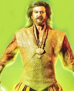 Rajinikanth's Rana Firstlook Posters