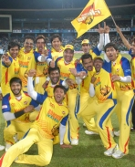 Chennai Rhinos Winning Moments