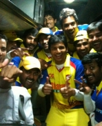Chennai Rhinos Team