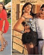 Vikram Shriya & Reema dancing together