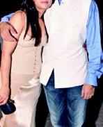 Reema and Shiv Karan Singh