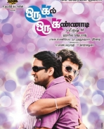 Oru kal Oru kannadi audio released poster