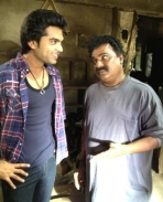 Simbu and Ganesh