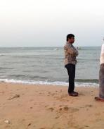 ARR & Manirathnam at Kadal