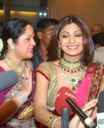 Shilpa Shetty Engagement