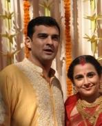 vidya marriage6
