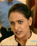 ASHWINI IN CID AS ASHA