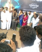 Rajini at RANA Movie Pooja