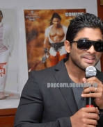 Allu Arjun at Bangalore for promotion 04