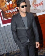 Allu Arjun at Bangalore for promotion 01