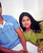 Vijay and sangeetha
