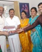 MK Alagiri Invited Rajini