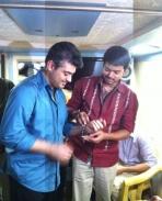 Vijay's gift to Thala!!
