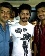 Ajith. Mahat & Vijay