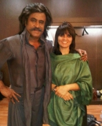 Rajinikanth's RANA Photos