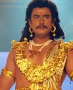 Darshan as Arjuna