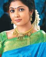 Kamalini in Saree