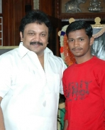 With MR Prabhu