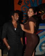 Actor Mano & Namitha