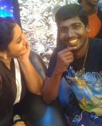Namitha1 & Sugumar