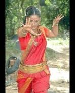 goddess in action