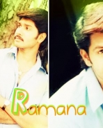 Ramana lovely photo