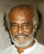 Rajinikanth after RaOne Shoot