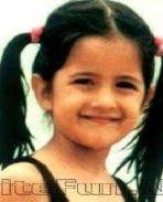 Kat's childhood pic