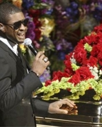 MJ Funeral