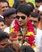 Rahul Singh as Brij Bhushan Pandey in Sapno Ke Bhanwar Mein