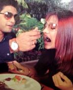 bangalores 1 time sweethearts hs ex wife deepa ebenezer