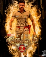 Singam on fire