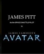 James Pitt, AVATAR Pilot!