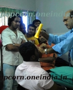 S Narayan met Raghu in the hospital