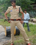 Police Story on set stills