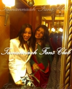 Tamanna Fun With Her Friend