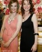 Kiersten Warren and Jacqueline McKenzie