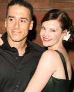 Kiersten Warren and husband Kirk Acevedo