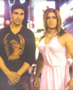 Akshay And Hot Actres